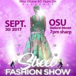 Miss Ghana Holds Street Fashion Show This Saturday Ahead Of Oct. 7 Finals