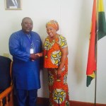 Ghana High Commission in Namibia Hosts NDC