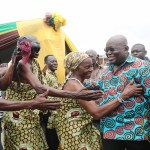 PRESIDENT NANA ADDO  AKUFFO-ADDO VISITS UPPER EAST REGION TO INSPECT PROGRESS OF WORK ON 'PHOTO-SHOP...