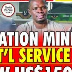 US$150,000 Trip For Education Minister, National Service Boss & Others