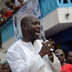 Runoff Election 'Unofficial' Result Shows George Manneh Weah In The Lead, As Police Warn Of Celebrat...