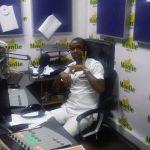 LIVESTREAMING: Pampaso on Radio Gold ( Montie Fm)