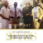 Yaw Ampofo Ankrah celebrates 20 years with 'The audacity of dreams'