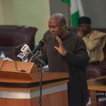 John Mahama delivers graduation lecture at the Institute of State Security in Abuja -Nigeria (Pics)