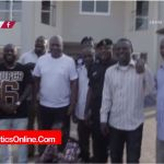 John Mahama Gets Birthday Song from His staffs (Video)