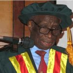 Renowned Scientist and Mathematician Professor Francis Allotey dies aged 85