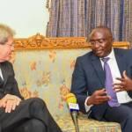 Italian Prime Minister arrives in Ghana for bilateral talks