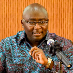 Bawumia is visionless.... NDC- John Afful