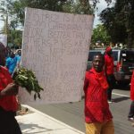 Voltarians demonstrate against Nana Addo over hardship