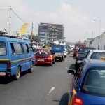 Accra's roads choked as 3 European leaders visit Ghana
