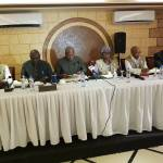 John Mahama leads high-level meeting in Sierra Leone ahead of crucial polls