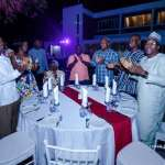President John Mahama hosts end of year dinner for NDC bigwigs (Pictures)