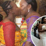 Lesbians Get Married Wearing Kente (Photos)