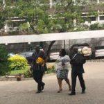 Charlotte Osei, 2 deputies meet Chief Justice over 'corruption' probe