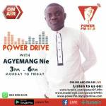 AGYEMANG NIE! Agyengo To Handle 'Power Ent.' On Power 97.9. Starts 2morow @ 4