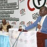 Isaac Adongo adjudged best performing minority MP in 2017