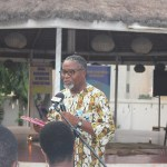 GAW Honors Professor Kofi Anyidoho (Pictures +Video)