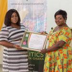Roselyn Ngissah Begins 2018 With Series Of Awards