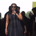 Ebony used her talent to the glory of God - Ursula Owusu