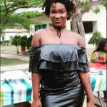 Ebony's One Week celebration