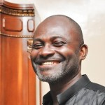 What's the relationship between Anas and late JB Danquah's wife - Kennedy Ohene Agyapong