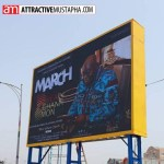 Ceejay Multimedia mounts bill boards of Akufo-Addo, Bawumia and others to support 'Wear Ghana Month'...