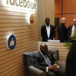 Akufo-Addo Tours Facebook Office