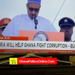 I'll help you fight corruption – Buhari tells Akufo-Addo