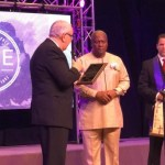 Assemblies of God Church in New York honours Former President Mahama