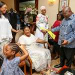 Akufo Addo Sets Up Radio Station For Daughter & Gabby