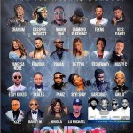 2Face,Stonebwoy,Sarkodie, Others For One Africa Music Festival In London