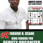 King Farouk pledges to make NDC more attractive in Awutu Senya East