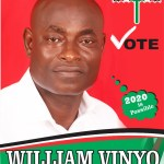 I will recapture lost seats for NDC - Gt -Accra Vice Chairman hopeful Mr William Vinyo