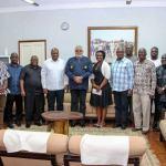 John Mahama calls on Rawlings