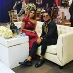 Van Vicker attends D.A.D. Movie premiere and Wema Sepetu's Birthday Party in Tanzania