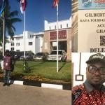 Abeiku Santana Storms Mombasa, Kenya For 79th Skål International Congress