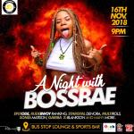 Bossbae Unleashes Her New Album with a Nationwide Tour.