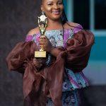 Kumawood actress Fanny Fay Akaminko beats Nollywood stars to win Best Actress