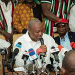 John Mahama calls for unity after winning presidential primaries (Video)