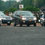 Dr. Bawumia's convoy involved in accident