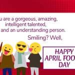 Happy April Fool's Day 2019
