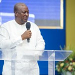 John Mahama finally picks running mate