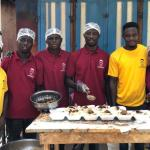 Kwaku Manu Fetes the Homeless and Ghetto dwellers (video)