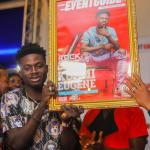 Event Guide Magazine unveils Kuami Eugene for its April Magazine Cover