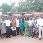 Southey Contracting Limited donates 300 dual desk schools in Ahanta West Municipality