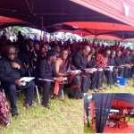 Dr. Kwabena Adjei goes home