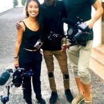 Ghanaian Movie Director Mustapha Temim back to the industry after three years stay in Dubai