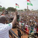 Do not succumb to pressure from Akufo Addo to compile a new  voters register to rig election 2020- N...