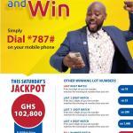 Abeiku Santana appointed Ambassador for Ghana Mobile Phone Lottery