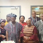 Gonjaland UK/Ireland holds Annual General Meeting to deliberate on the dev't of Savannah Region